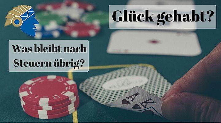 So sind Gewinne aus Lotto, Glücksspiel und Co. zu versteuern