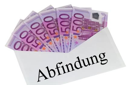 Bei Abfindungen Steuern Sparen
