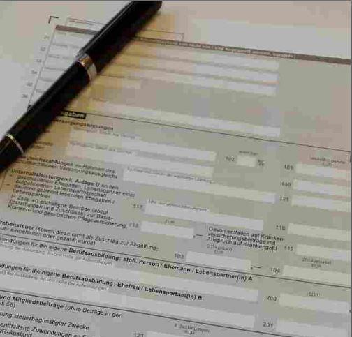 Steuererklärung 2015 Tipps : die lohnsteuer erkl rung und einflussfaktoren ~ Lizthompson.info Haus und Dekorationen